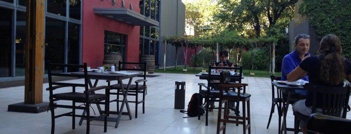 Hotel Aconcagua is one of Hoteles donde estuve.