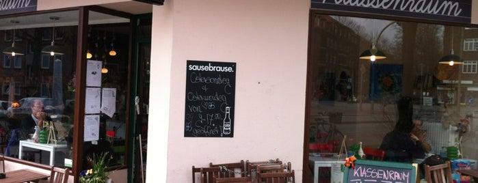 Café Klassenraum is one of Hamburg.