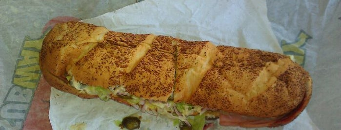 SUBWAY® is one of Eetgelegenheden in Sneek.