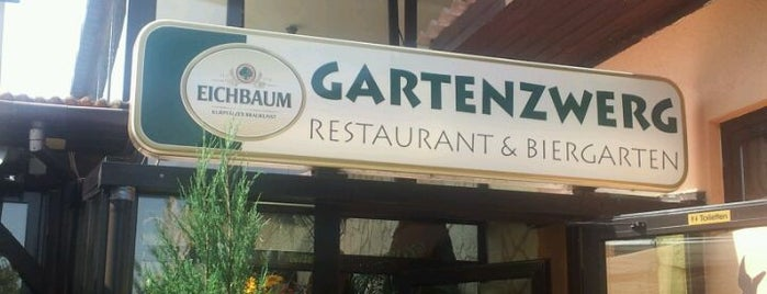 Gartenzwerg is one of Posti salvati di Ramón.
