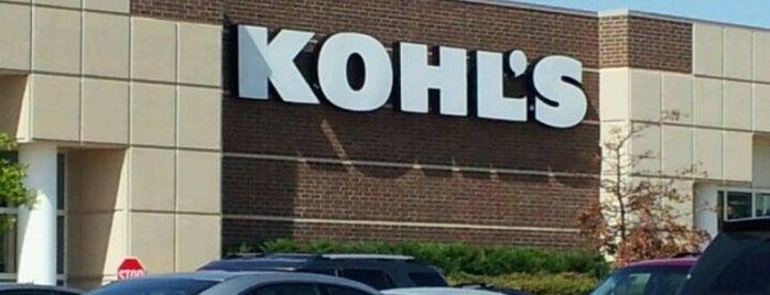 Kohl's is one of Gerry : понравившиеся места.