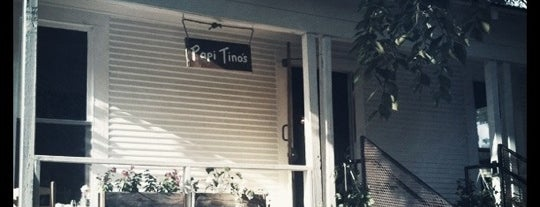 Papi Tino's is one of Restaurants to Try.
