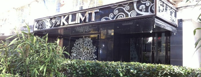 Klimt Gin Club Premium Bar is one of ESTELA: сохраненные места.