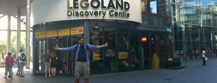 LEGOLAND Discovery Centre is one of Für Kinder in Berlin.
