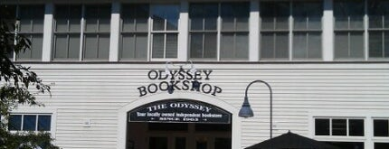 Odyssey Bookshop is one of Indie Books.