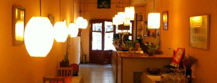 Restaurant Nakayoshi is one of michell 님이 좋아한 장소.