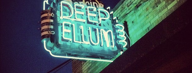 Deep Ellum is one of Attractions in central Dallas.