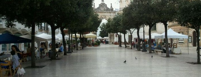Martina Franca is one of Place to be - Puglia.