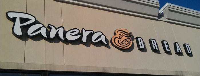 Panera Bread is one of Posti che sono piaciuti a Rosana.
