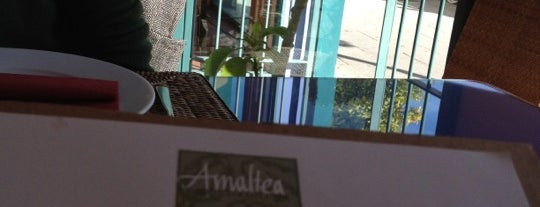 Amaltea is one of Cordoba Vegan.