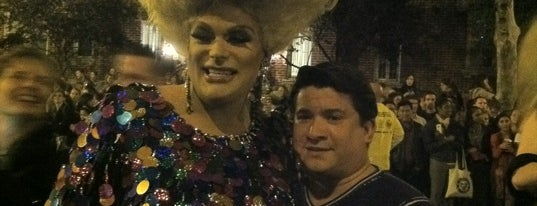 High Heel Race - 25th Anniversary is one of DC Bucket List 2.