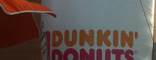 Dunkin' is one of Posti che sono piaciuti a Mark.