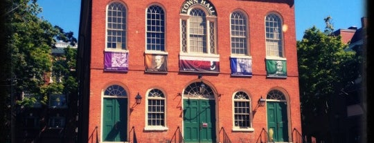 Old Town Hall in Salem is one of Revolutionary War Trip.