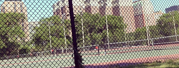 Grant Park Tennis Courts is one of Chicago, IL.