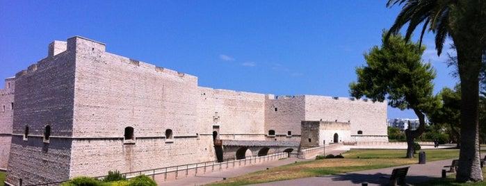 Castello di Barletta is one of Posti che sono piaciuti a Marco.