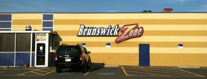 Brunswick Zone Lowell Lanes is one of Favorite Arts & Entertainment.