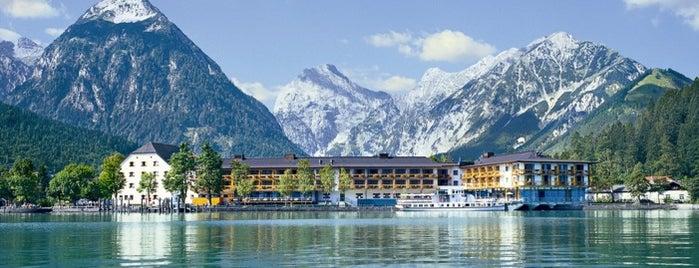 Travel Charme Fürstenhaus Am Achensee is one of Alpen-Tips.