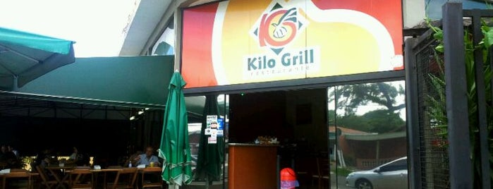 Kilo Grill is one of Lieux qui ont plu à Vanessa.