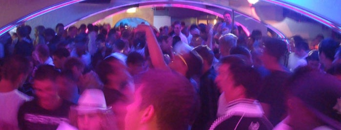Carnaby Club Disco is one of Where to party in Rimini.