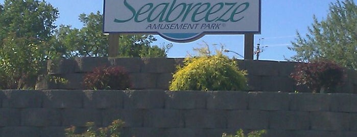 Seabreeze Amusement Park is one of Lugares guardados de RIT Alumni Association.