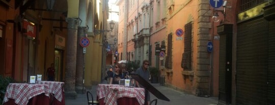 Bologna is one of The Bucket List.