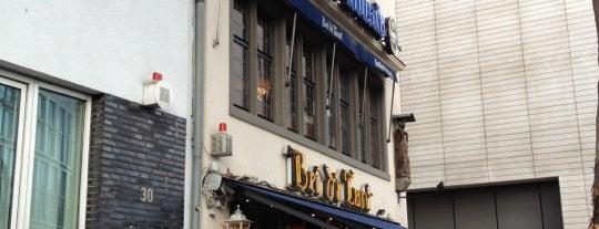 Bei d'r Tant is one of Kölner Braukultur.