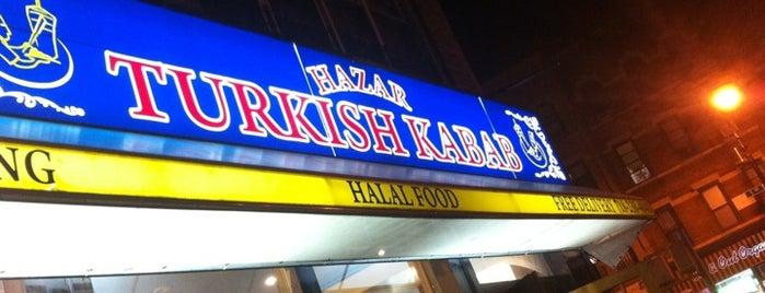 Hazar Turkish Kebab is one of Ava's Bucket List.