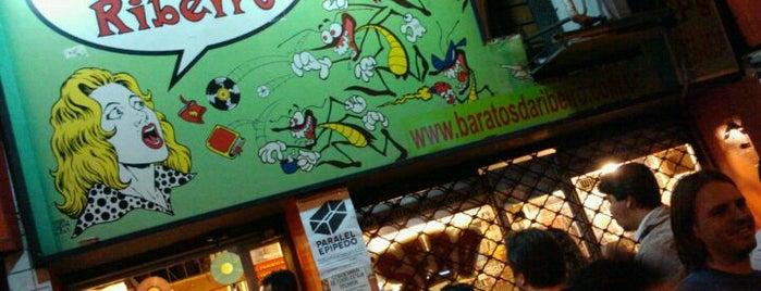 Baratos da Ribeiro is one of Quem tá no rock....