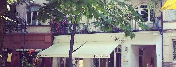 Caféhaus is one of Locais salvos de Birgit.