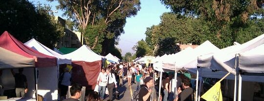 South Pasadena Farmers' Market is one of LA Places.