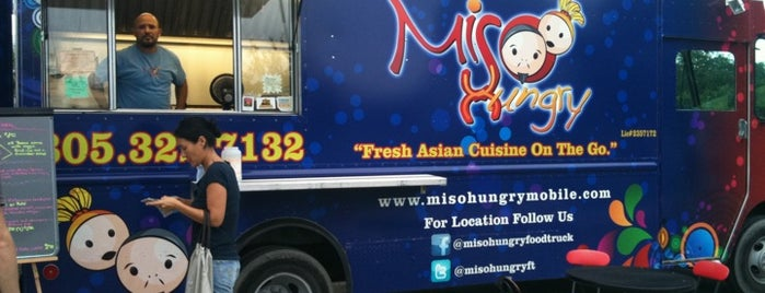 Miso Hungry Truck is one of MIA Restaurants: To Go.