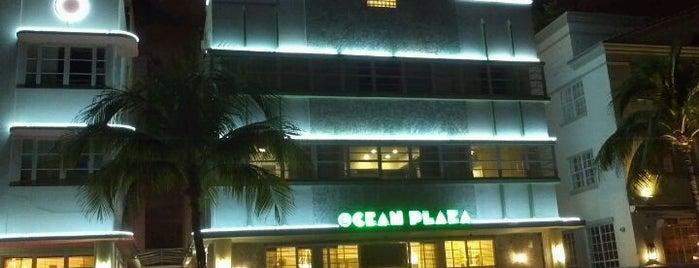 Hilton Grand Vacations at McAlpin-Ocean Plaza is one of สถานที่ที่ Michiyo ถูกใจ.