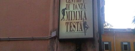 Scuola Di Danza Mimma Testa is one of Ivan : понравившиеся места.