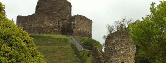 Launceston Castle is one of Locais curtidos por Carl.