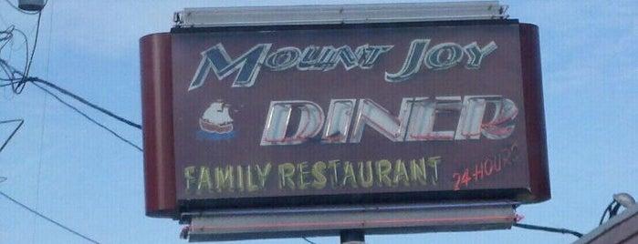 Mount Joy Diner & Family Restaurant is one of Lugares favoritos de Chrissy.