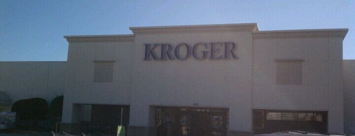 Kroger is one of Posti che sono piaciuti a Chris.