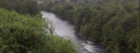 Rio Caluello is one of Patagonia (AR).