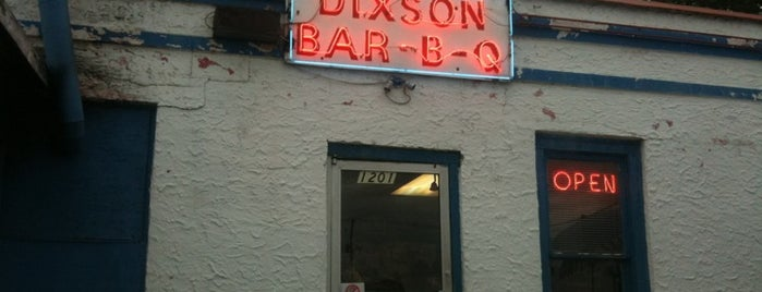 Dixson Bar-B-Q is one of BBQ Joints.