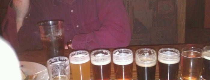 Rock Bottom Restaurant & Brewery is one of Best Bars in the 412 Area code.