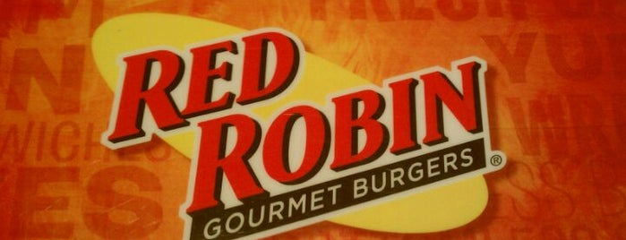 Red Robin Gourmet Burgers and Brews is one of Omaha Burger Joints.
