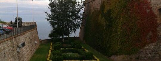 Castillo de Montjuic is one of BCN musts!.