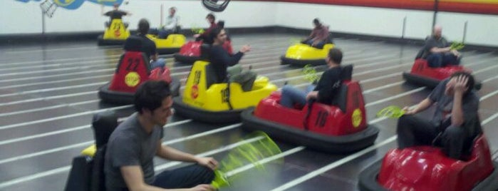 WhirlyBall is one of Lieux qui ont plu à Jesse.