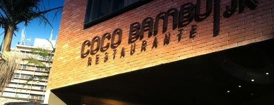 Coco Bambu is one of Sao Paulo - to go.