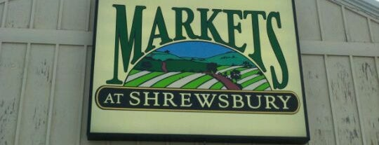 The Markets At Shrewsbury is one of Posti che sono piaciuti a Krissy.