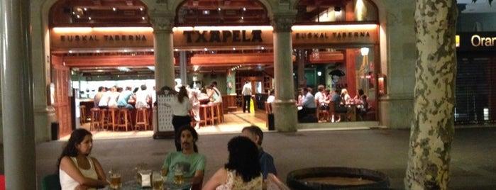 Txapela is one of Barcelona | Food & Drinks.