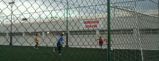 Campo de Futebol (Paula Ramos) is one of Tempat yang Disukai Thiago.