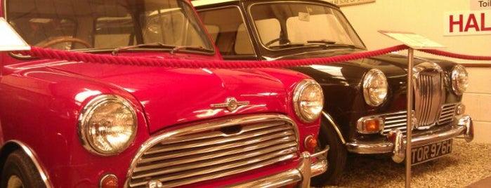Haynes Motor Museum is one of Bucket List for Gearheads.