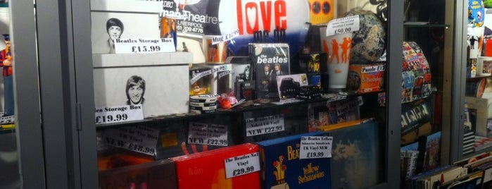 The Beatles Shop is one of Summer 2016.