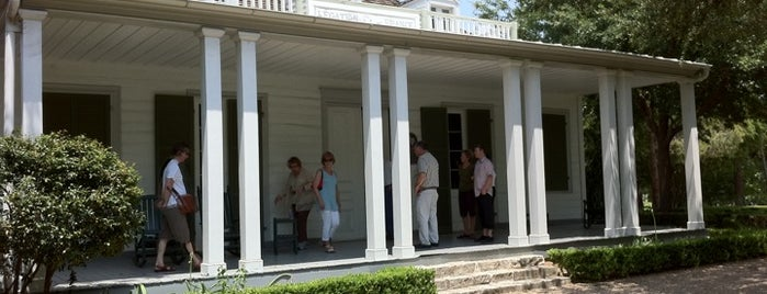 French Legation Museum is one of Austin's Best Museums - 2013.