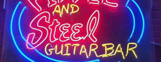 Fiddle and Steel Guitar Bar is one of Guide to Nashville's best spots.